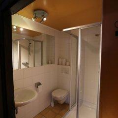 Отель Haus Wartenberg Зальцбург ванная