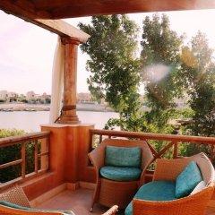 Отель El Gouna Royal Chalet балкон
