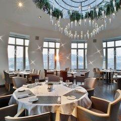 Отель Dancing House Hotel Чехия, Прага - 2 отзыва об отеле, цены и фото номеров - забронировать отель Dancing House Hotel онлайн интерьер отеля фото 2