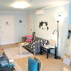 Отель Triangel Guesthouse Южная Корея, Сеул - отзывы, цены и фото номеров - забронировать отель Triangel Guesthouse онлайн спа
