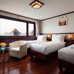 Отель Halong Silversea Cruise комната для гостей фото 3