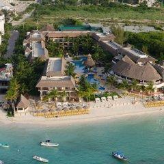 Отель The Reef Coco Beach Плая-дель-Кармен пляж