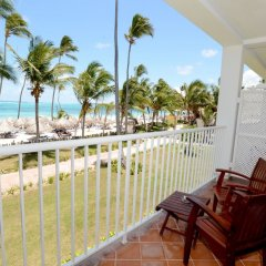 Отель VIK Hotel Arena Blanca - Все включено Доминикана, Пунта Кана - отзывы, цены и фото номеров - забронировать отель VIK Hotel Arena Blanca - Все включено онлайн балкон