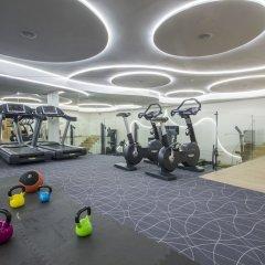 Radisson Blu Sobieski Hotel фитнесс-зал фото 3
