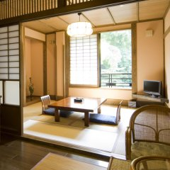 Отель Ryokan Yumotoso Минамиогуни комната для гостей фото 5