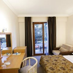 Отель Perdikia Hill комната для гостей фото 2