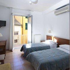 Hotel La Camogliese Камогли комната для гостей фото 3