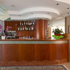 Отель Piccadilly Appartamenti Римини гостиничный бар
