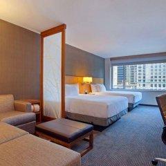 Отель Hyatt Place Chicago/River North комната для гостей фото 5