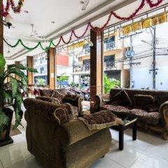 Отель SM Resort Phuket Пхукет интерьер отеля фото 2