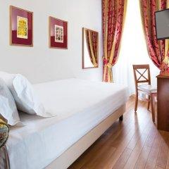Отель Milton Roma 4* Стандартный номер фото 14