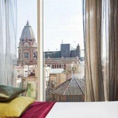 Отель Olivia Plaza Барселона комната для гостей фото 2