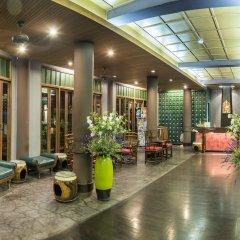 Отель Krabi Cha-da Resort интерьер отеля фото 2