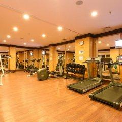 Отель Side Star Park Сиде фитнесс-зал фото 2