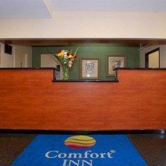 Отель Comfort Inn JFK Airport США, Нью-Йорк - 1 отзыв об отеле, цены и фото номеров - забронировать отель Comfort Inn JFK Airport онлайн интерьер отеля фото 3