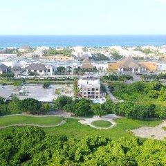 Отель Beach Rock Condo Boutique Доминикана, Пунта Кана - отзывы, цены и фото номеров - забронировать отель Beach Rock Condo Boutique онлайн спортивное сооружение