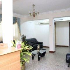 Отель Angels Heights Hotel Гана, Тема - отзывы, цены и фото номеров - забронировать отель Angels Heights Hotel онлайн интерьер отеля фото 2