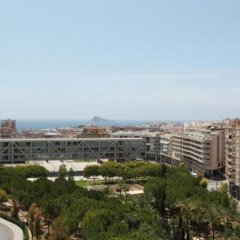 Отель La Caseta Испания, Бенидорм - отзывы, цены и фото номеров - забронировать отель La Caseta онлайн пляж