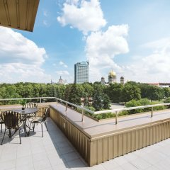 Radisson Blu Ridzene Hotel балкон