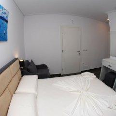 Отель Piazza Албания, Ксамил - отзывы, цены и фото номеров - забронировать отель Piazza онлайн комната для гостей фото 4