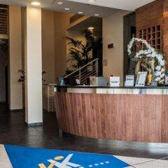 Отель EKK Hotel Италия, Ситта-Сант-Анджело - отзывы, цены и фото номеров - забронировать отель EKK Hotel онлайн интерьер отеля фото 2
