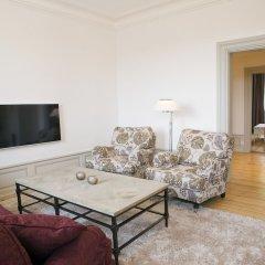 Апартаменты Residence Perseus Apartments Стокгольм комната для гостей фото 3