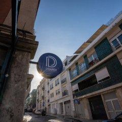 Отель Draper Startup House for Entrepreneurs Лиссабон фото 12