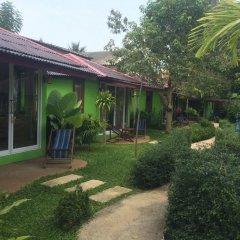 Отель Angel Green Garden Bungalows Самуи