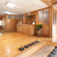 Отель Minshuku Asogen Япония, Минамиогуни - отзывы, цены и фото номеров - забронировать отель Minshuku Asogen онлайн интерьер отеля