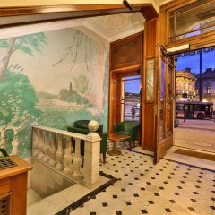 Отель Best Western Moderno Verdi Генуя балкон