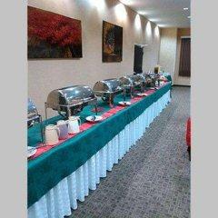 Отель Sleep Inn & Suites And Conference Center