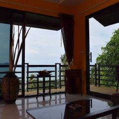 Отель Naamtao Villa Resort Самуи балкон