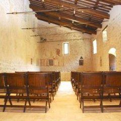 Отель Antico Monastero Santa Maria Inter Angelos Сполето развлечения