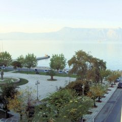 Отель Konstantinoupolis Hotel Греция, Корфу - отзывы, цены и фото номеров - забронировать отель Konstantinoupolis Hotel онлайн балкон