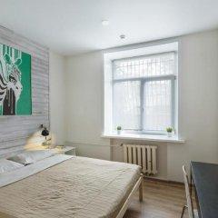 Nice Hostel Павелецкая Стандартный номер с двуспальной кроватью фото 2