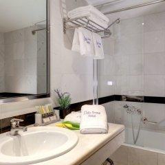 Отель Polis Grand Афины ванная фото 2