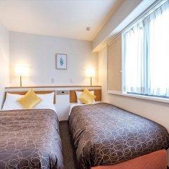 Отель Nishitetsu Inn Tenjin Фукуока комната для гостей фото 4