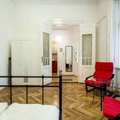 Апартаменты Kecskemeti 5 Apartment Будапешт комната для гостей фото 5