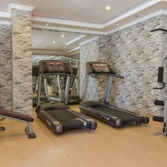 Aes Club Hotel Турция, Олудениз - 2 отзыва об отеле, цены и фото номеров - забронировать отель Aes Club Hotel онлайн фитнесс-зал фото 2