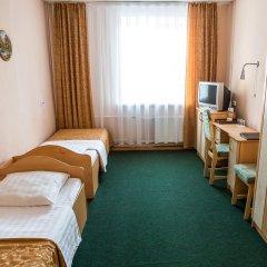 Гостиница Городки Номер с общей ванной комнатой с различными типами кроватей (общая ванная комната) фото 8