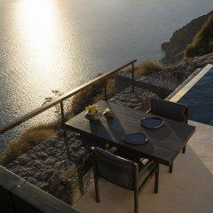 Отель Vora Private Villas Греция, Остров Санторини - отзывы, цены и фото номеров - забронировать отель Vora Private Villas онлайн приотельная территория фото 2