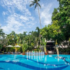 Отель Aonang Princeville Villa Resort and Spa бассейн