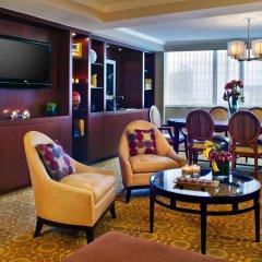 Отель New York Marriott Downtown США, Нью-Йорк - отзывы, цены и фото номеров - забронировать отель New York Marriott Downtown онлайн интерьер отеля