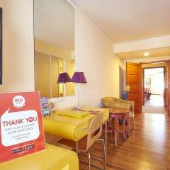 Отель NIDA Rooms Triple 1 DinDaeng Downtown в номере