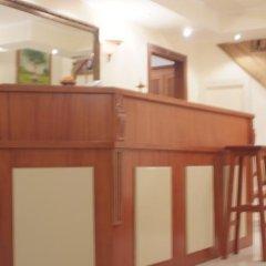 Отель Vila Belvedere Албания, Тирана - отзывы, цены и фото номеров - забронировать отель Vila Belvedere онлайн интерьер отеля фото 2