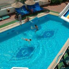 Seda Apartment Турция, Мармарис - отзывы, цены и фото номеров - забронировать отель Seda Apartment онлайн бассейн фото 3