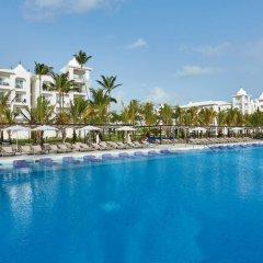 Отель RIU Palace Punta Cana All Inclusive Доминикана, Пунта Кана - 9 отзывов об отеле, цены и фото номеров - забронировать отель RIU Palace Punta Cana All Inclusive онлайн бассейн фото 3