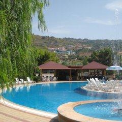 Hotel Delle Canne Амантея бассейн