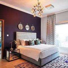 Отель Dream Inn 48 Burj Gate Burj Khalifa View комната для гостей фото 4
