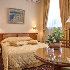 Марко Поло Пресня Отель 4* Стандартный номер разные типы кроватей фото 6